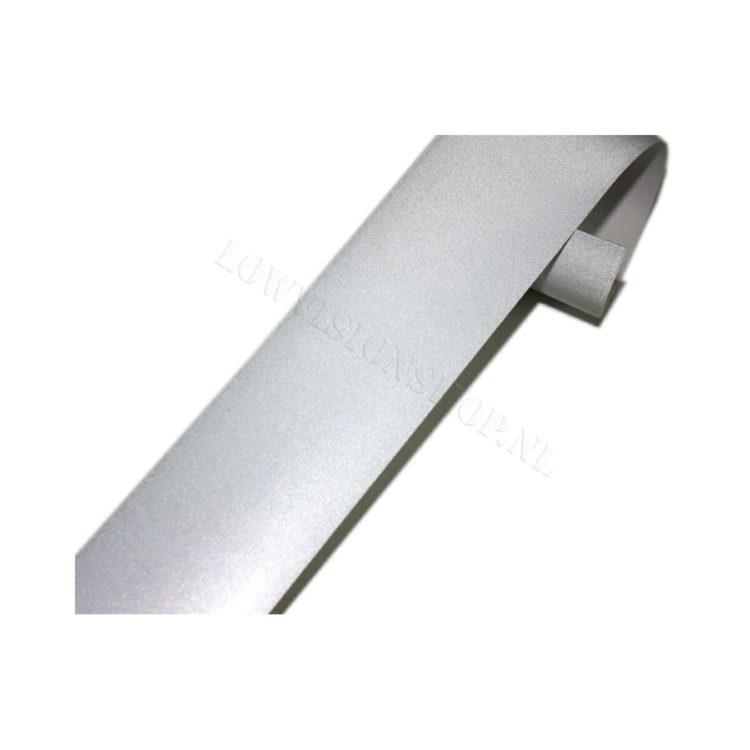 Reflecterende witte tape 5 x 80cm ST200733