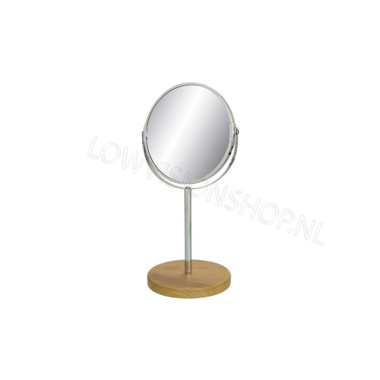 Wenko Bambo spiegel 16cm 3x ST412000
