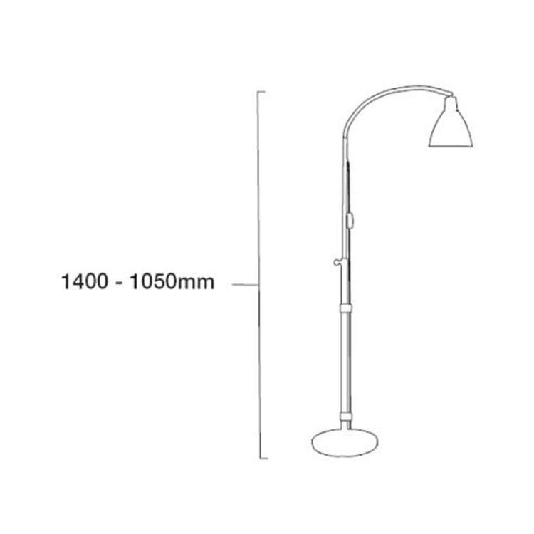 Daylight staande lamp ST4631067
