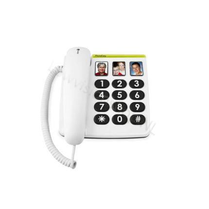 Doro phoneEasy 331PH wit ST550005