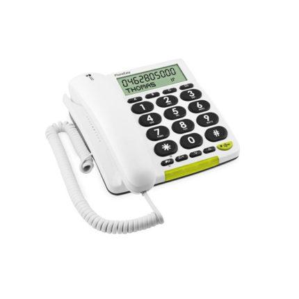 Doro phoneEasy 312cs wit ST550105