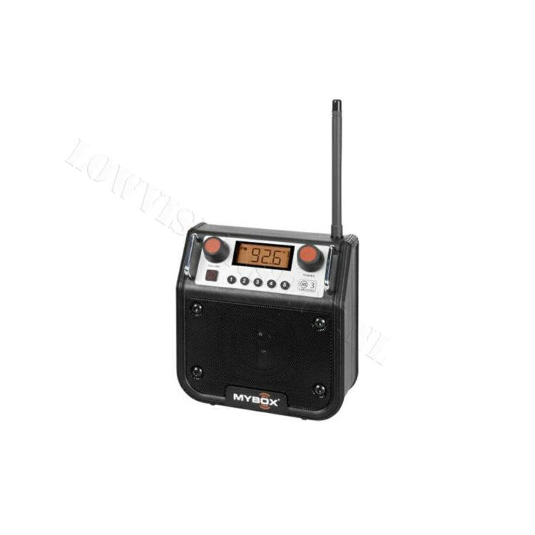 Radio Perfect-Pro zwart ST668319