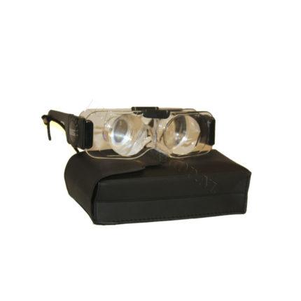 Coil TV bril 4090 2x clear lens ST444090002