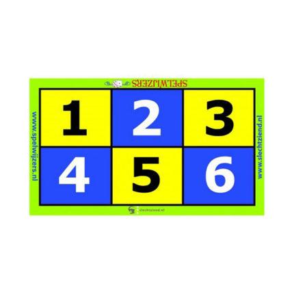 Zetten en Nemen spelzeil ST694545