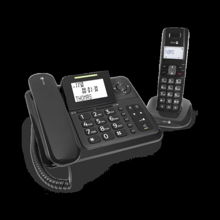 Doro 4005 vaste telefoon met dect ST550137