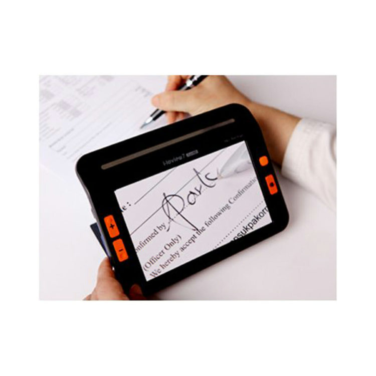 "I-loview 7"" HD elektronische handloep ST409082"