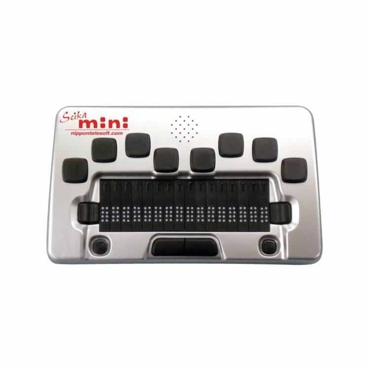 Seika Mini brailleleesregel 16 cellen