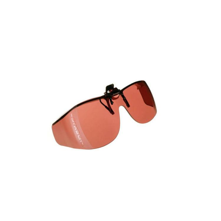 Cocoon voorzethanger filterbril bruin