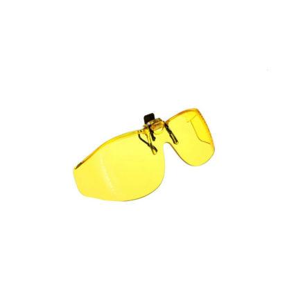 Cocoon voorzethanger filterbril geel