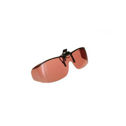 Cocoon voorzethanger filterbril paars