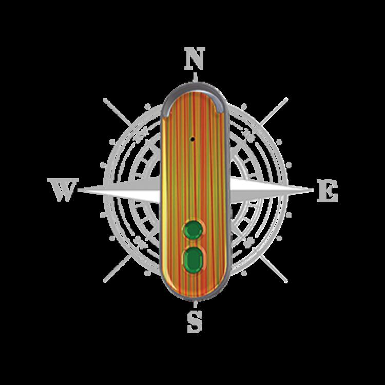 Picobello akoestisch en tactiel kompas ST100755