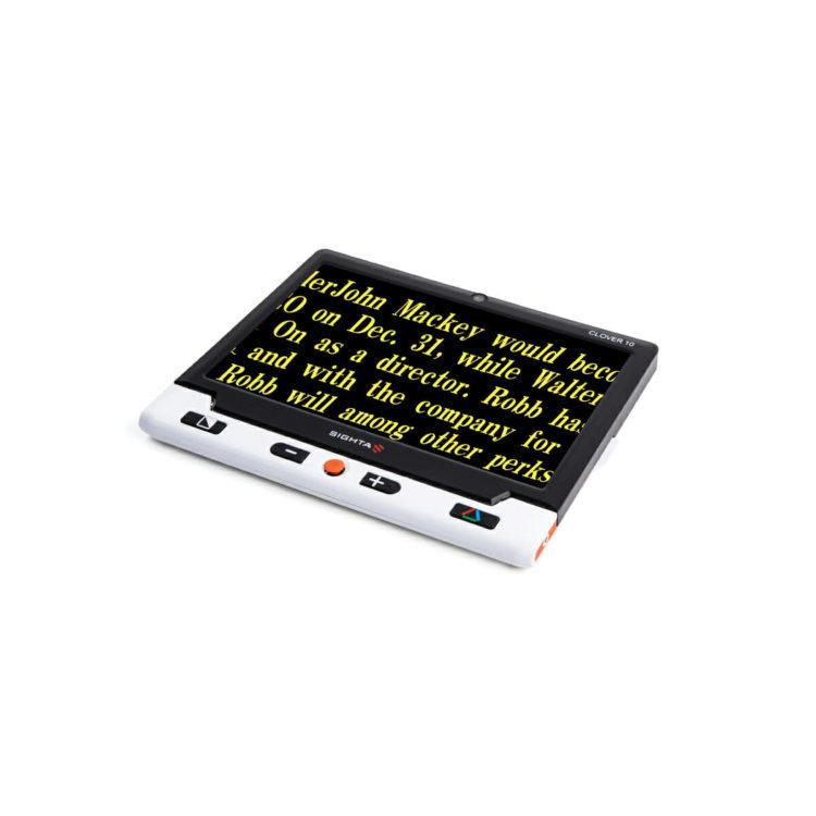 Clover 10 HD elektronische handloep