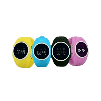 Alarmhorloge Dino met GPS ST566012-0