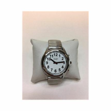 Nederlandssprekend unisex horloge herenstem