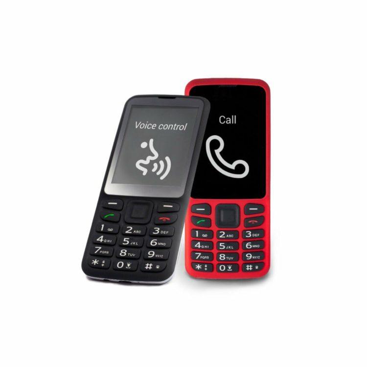 Blindshell - Sprekende GSM