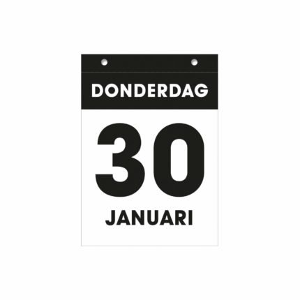 Scheurkalender A5 HB
