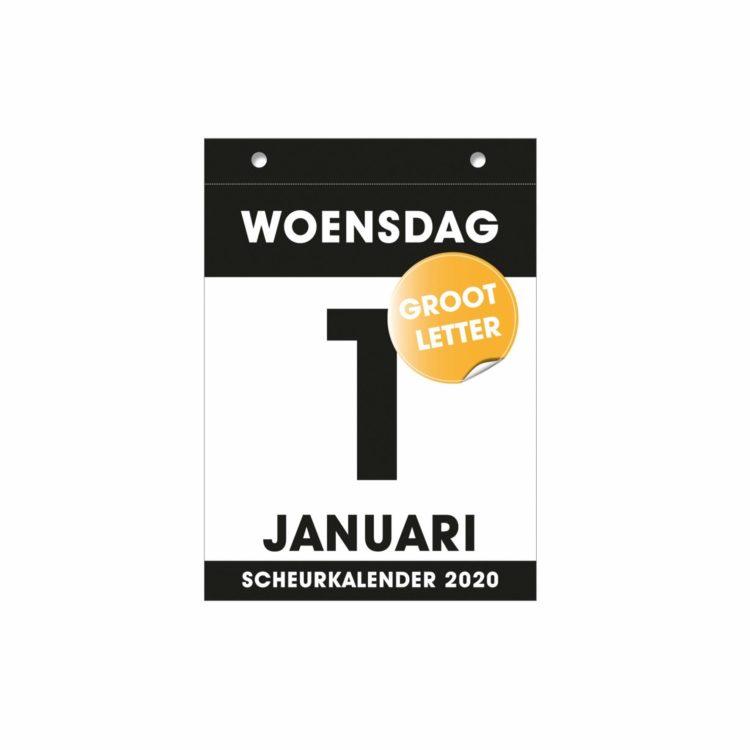 ST420029 Scheurkalender A5 HB front