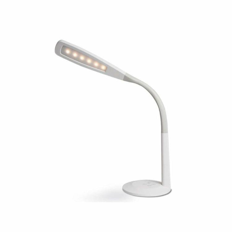 Bureaulamp dimbaar LED - 4 kleuren - Purelite
